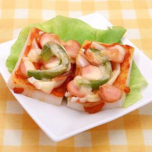 和食に飽きた方に朗報♪「切り餅」で作る洋風料理