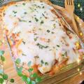 究極の時短・カロリーダウン法で作る♪1/2個の白菜がペロリのラザニア