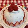 大晦日♪&誕生日ケーキ