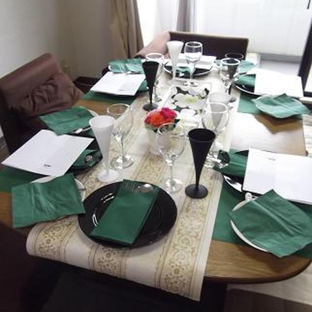 おもてなしごはん ~2012年2月 コース料理・の巻~
