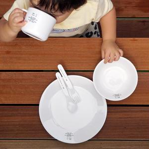 甘くなりすぎないデザインが◎♪こだわりベビー食器5選