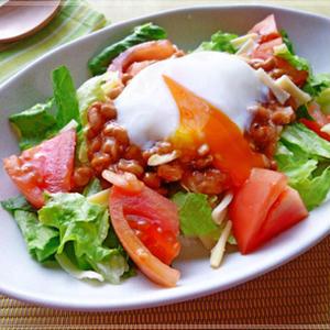 「納豆ご飯」が洋風に!?簡単・驚きのアレンジレシピ