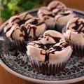 「HM(ホットケーキミックス)で作るスモアの簡単チョコレートケーキ」☆100人つくれぽ突破で話題のレシピ入り、ありがとうございます! by めろんぱんママさん