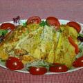 白身魚魚のタピカ