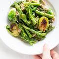 春野菜のホットサラダ