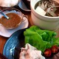 豚しゃぶ ~ たまねぎ&ピーマンの味噌風味ドレッシングで♪ by mayumiたんさん