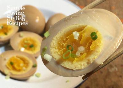ラーメンのトッピングにはもちろん!アレンジいろいろ!簡単!美味しい絶品!味が染み染みな煮卵