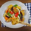 とろ~り甘酢あんがたまらん!ほっこり揚げ新じゃがと彩り野菜の酢鶏レシピ by KOICHIさん