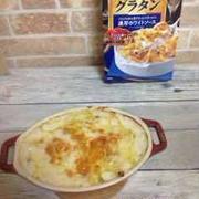 グラチネ ペンネリガーテグラタン <濃厚ホワイトソース>(ハウス食品)