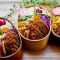 春キャベツのメンチカツ弁当