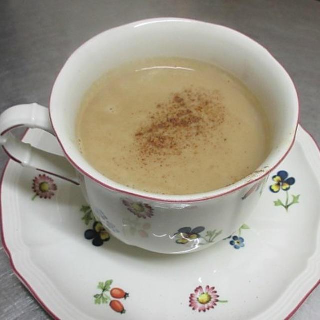 週末にぜひ!ミックススパイスで豆乳甘酒マサラチャイ【レシピ】