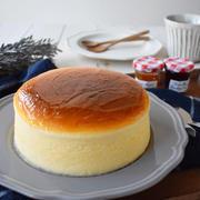 ふわしゅわ*とろける口溶け【スフレチーズケーキ】かなり細かく書いてます