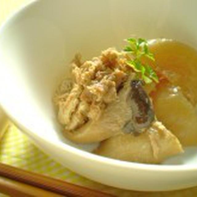 めんつゆで大根とエリンギのツナ煮~美肌&便秘改善~【健康レシピ】