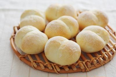 続いてます『白パン』