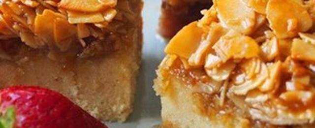 甘くてほろ苦♪秋のおやつに濃厚キャラメルケーキがおいしい!