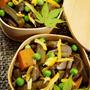 ■地味美味しい季節の煮物【ズイキの甘辛炒め煮】おもてなし料理①です♪ by あき