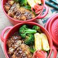 ♡今日のお弁当♡ブロッコリーと小えびの塩炒め♡レシピあり♡