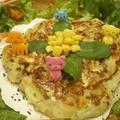 山芋でフワフワお好み焼き by ゆっぺさん