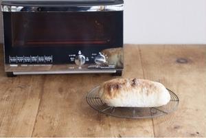 ■モチモチふわふわで簡単♪「ドデカパン」<br><br>材料をただ混ぜるだけで、発酵は冷蔵庫におまか...