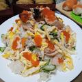 【レシピブログより】秋鮭を食べよう!秋鮭のちらし寿司