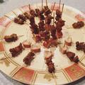★レシピ★BBQにおすすめ!スペインのスパイシー串焼き、ピンチョ・モルノ