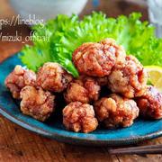 ♡簡単・時短・節約♡豚こま唐揚げ♡【#豚肉#コスパ#お弁当】