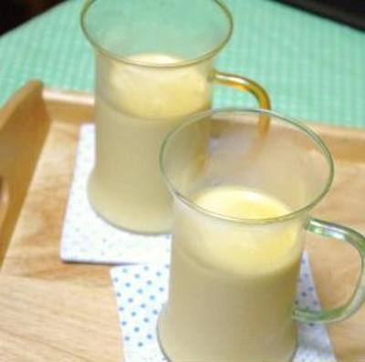 ほうじ茶ぷりん2