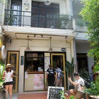 0914【台南】世界的に有名な ★ あの《映画監督》の Cafe〜!!