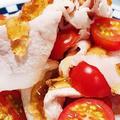 豚しゃぶトマトのポン酢ジュレ☆簡単つくりおきおかずレシピ by 伊賀 るり子さん