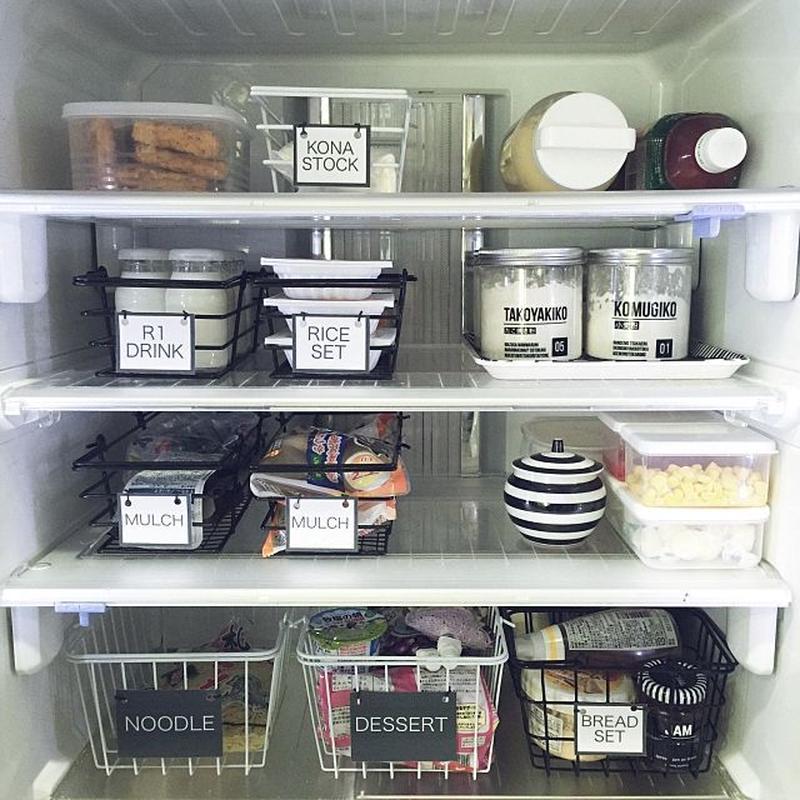 取り出しやすくて、ムダなく冷える♪今さら聞けない「冷蔵庫の収納」基本のき