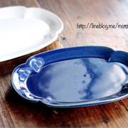 台風の夜のこと☆と、新しいお皿♩