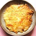 長芋とチーズのチヂミ