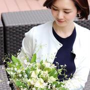 癒しの時間♡お花のレッスン&美女達とランチへ。