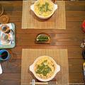 う雑炊(「う」はうなぎの「う」。うどんの「う」ではないよー。)