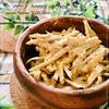 牛蒡のカレーマヨ胡麻サラダ