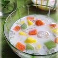冷え冷え♪タピオカとココナッツミルクと彩トロピカルフルーツ★タピオカについての知識