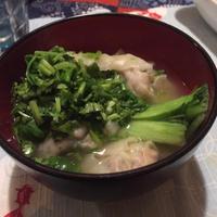 赤道ワンタン鍋