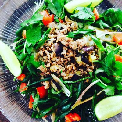 ベトナム風サマーライスサラダ
