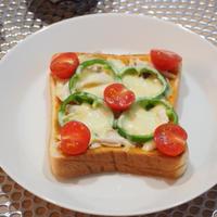 【レシピ】トムヤムトースト♪