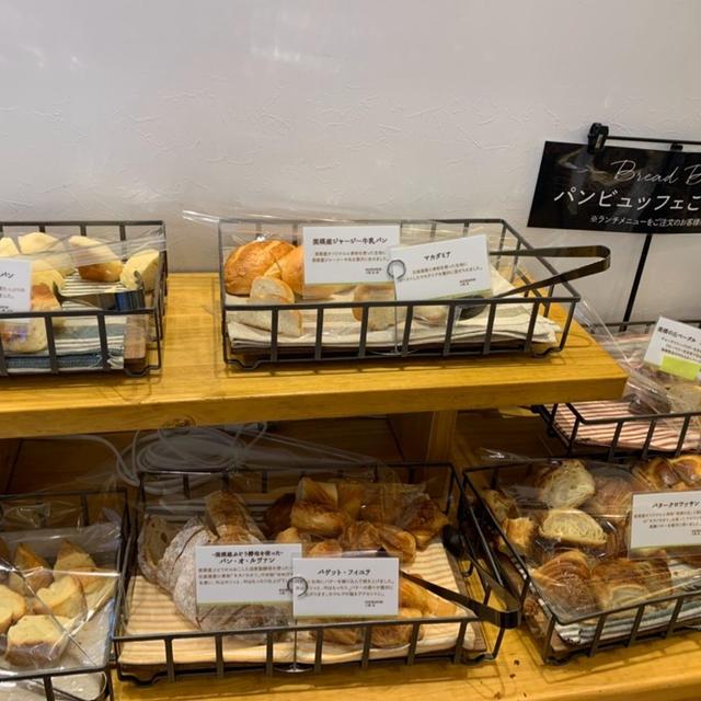 北海道のパンとスープカレーが楽しめる!フェルム ラ・テール美瑛コレド室町テラス