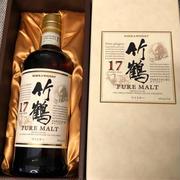 【お酒】今となっては貴重な竹鶴17年!