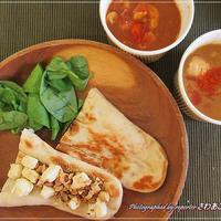 市販のナンとカレールウをアレンジ!ちょりママさん調理デモイベント レシピブログ主催