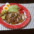 旨さ際立つ、らっきょう入りの豚生姜焼き by KOICHIさん