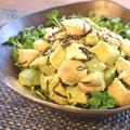 暴挙な美味しさ。激柔ささみと柚子胡椒マヨの塩昆布アボカド(糖質1.9g) by ねこやましゅんさん