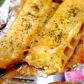 簡単おやつ!焼き芋チーズ