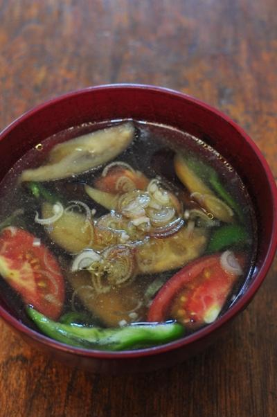 季節の味噌汁