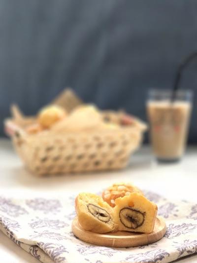 【秋の手作りお菓子】分量、整いました☆秋♫天津甘栗のミニマフィン☆お友達へのプレゼント♫