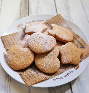 材料4つで簡単に作れる! おすすめレシピ *ほうじ茶クッキー*