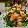 【レシピ】鶏むね肉とブロッコリーのやみつき明太塩こんぶまよq