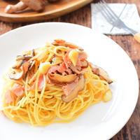 材料少ない!簡単オイマヨスパゲッティのレシピ